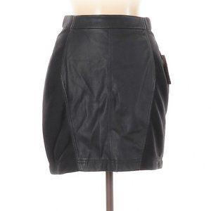 ❤️ Marilyn Monroe Skirt w Faux Leather Panels NWT